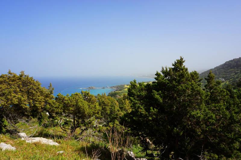 Naturlandschaft Zypern