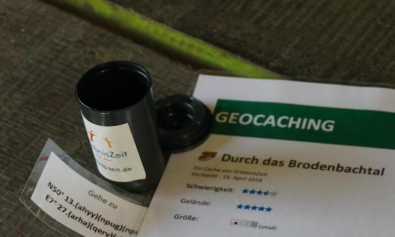 Kletterausrüstung Geocaching : Mein erstes mal geocaching abenteuer donnerloch