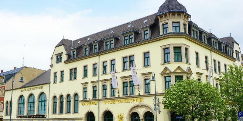 Hotel Kaiserhof in Radeberg