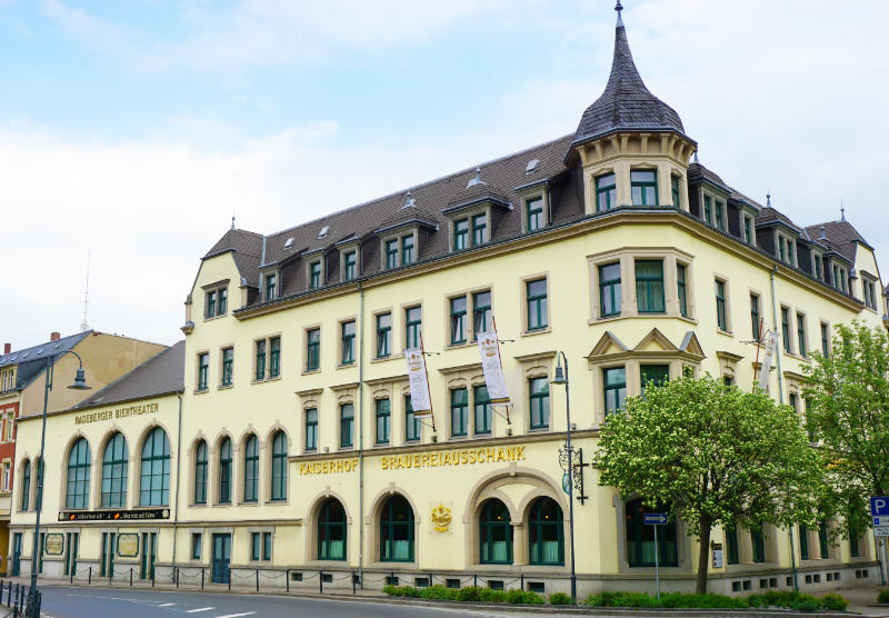 Radeberg - Hotel Kaiserhof