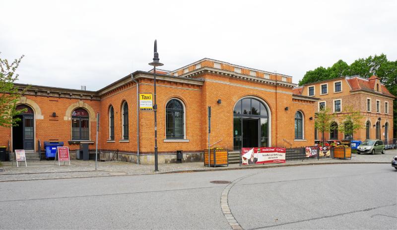 Bahnhof Radeberg