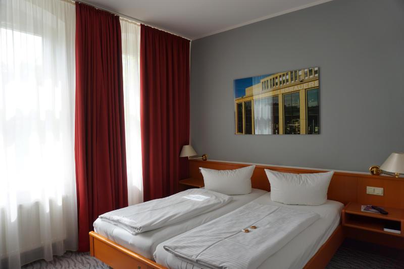 Zimmer im Hotel Kaiserhof in Radeberg