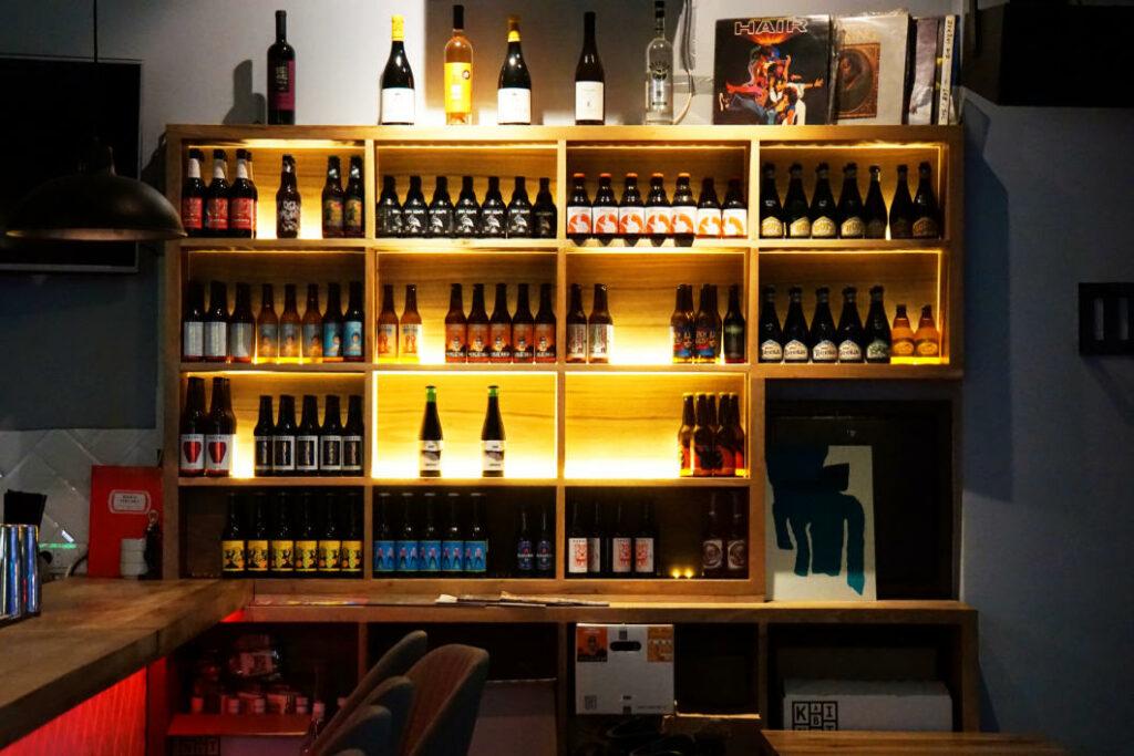 Bier in Belgrad