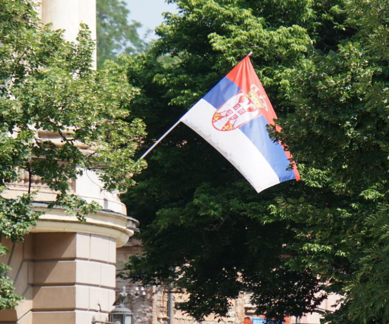 Serbia - flag