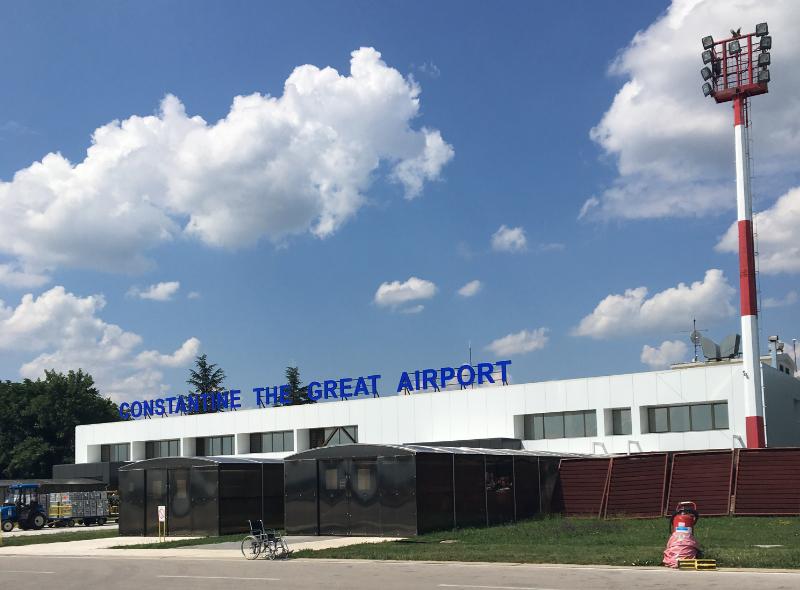 Flughafen Nis
