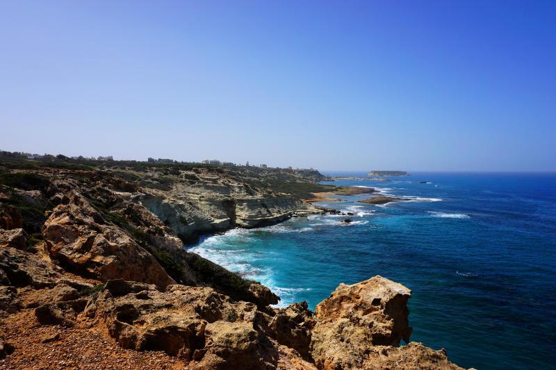 Steilküste Zypern