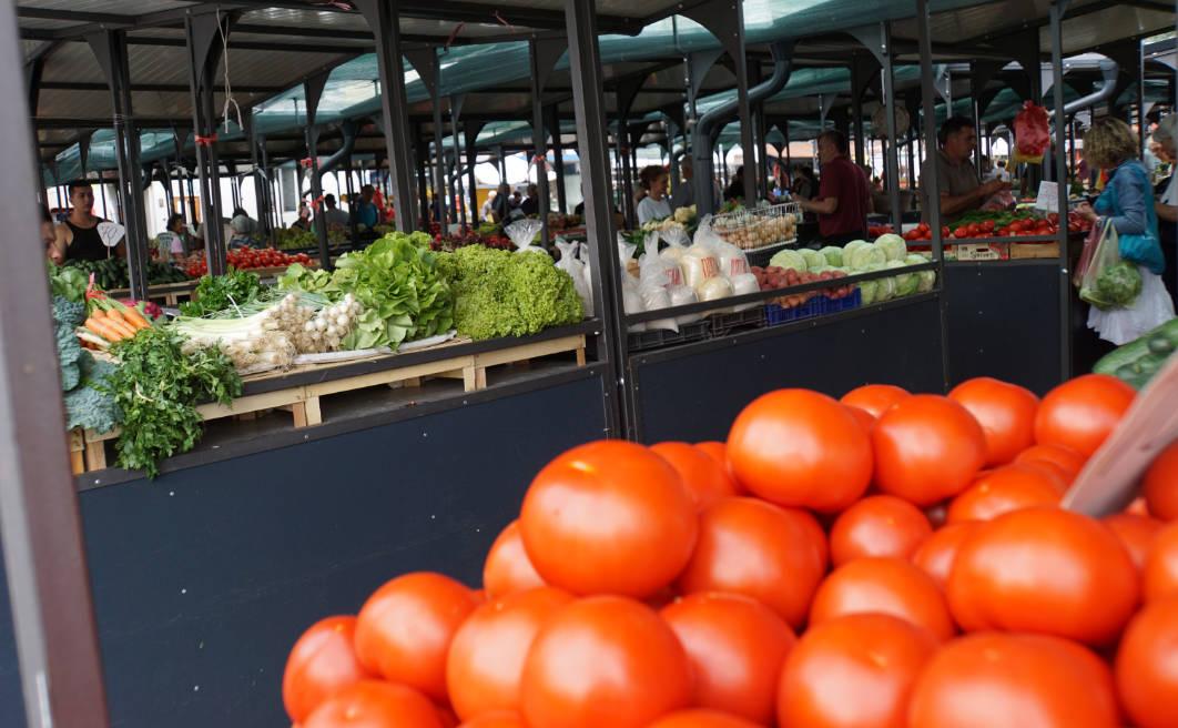 Green Market Belgrad