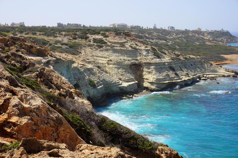 Küste Zypern