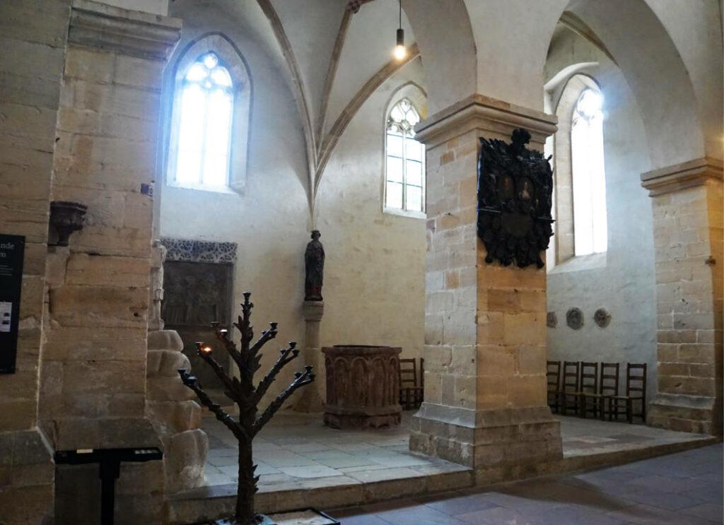 im Dom von Merseburg