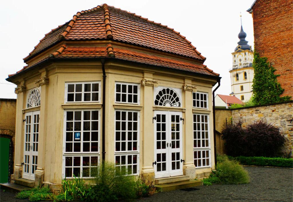 Gartenhaus Novalis in weißenfels