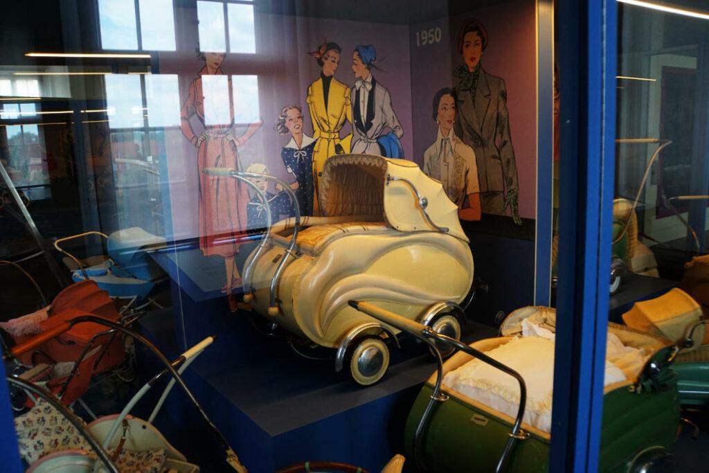 Kinderwagenmuseum in Zeitz