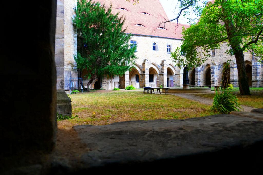 Kreuzgang Dom Merseburg
