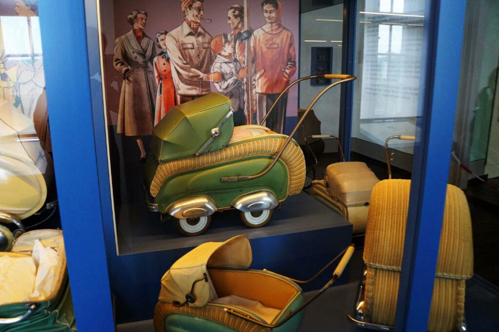 Schloss moritzburg Kinderwagenmuseum
