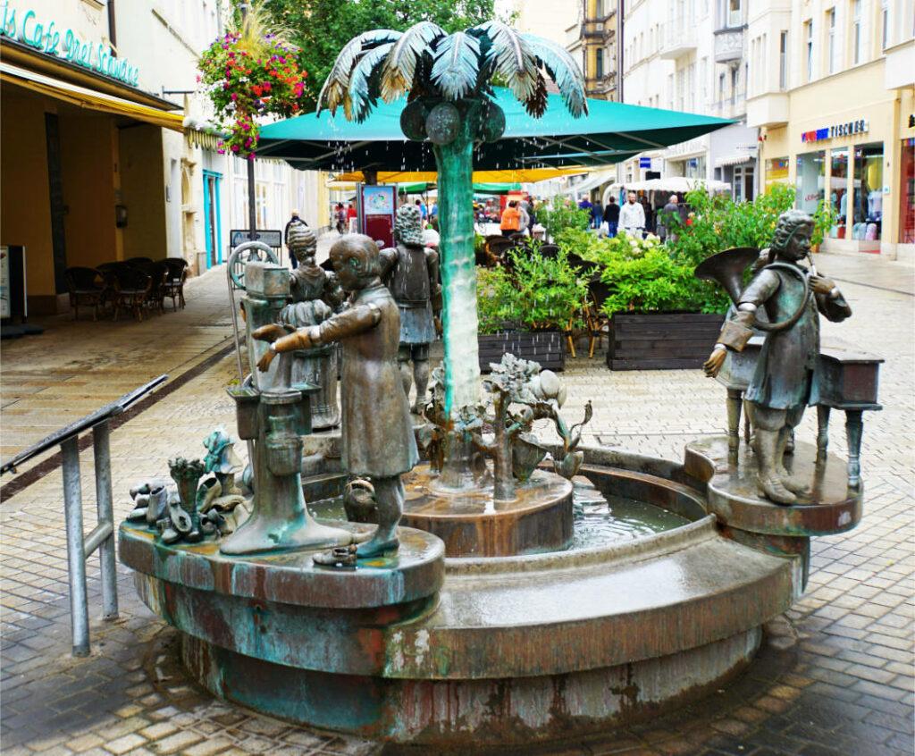 Stadtbrunnen Weißenfels