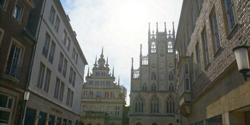 Historische Rathaus Münster