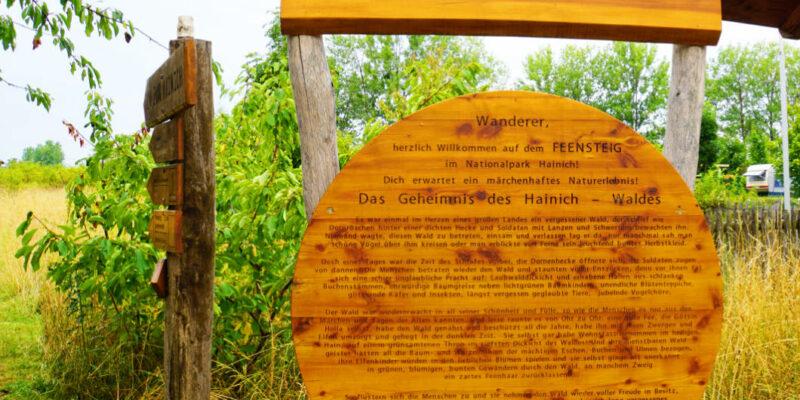 Feensteig Welterberegion Wartburg-Hainich