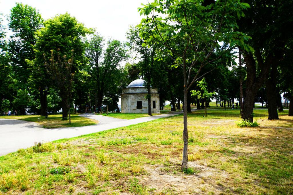 Belgrad entdecken - Festung