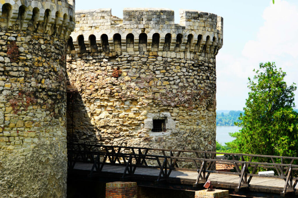 Festungstürme