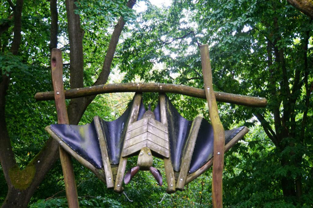 Fledermaus Baumkronenpfad