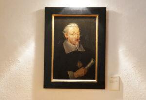 Heinrich Schütz, Gemälde