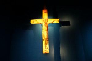 Frieden.Europa - Kreuz im LWL-Museum
