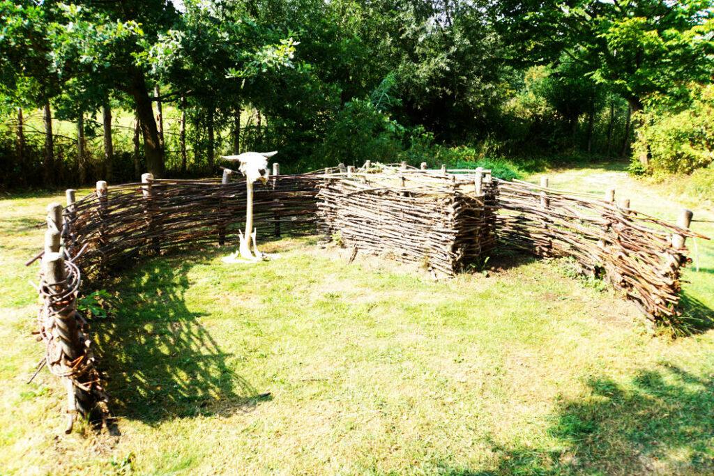 Ausgrabungsstätte Opfermoor