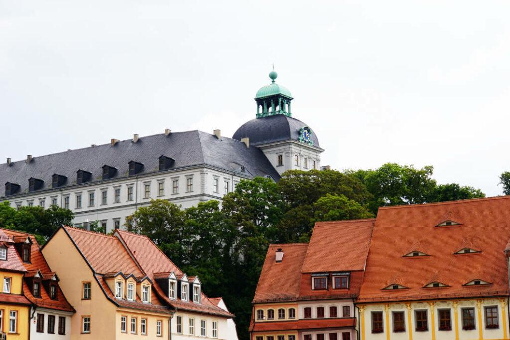 Schloss Neu-Augustusburg Weissenfels