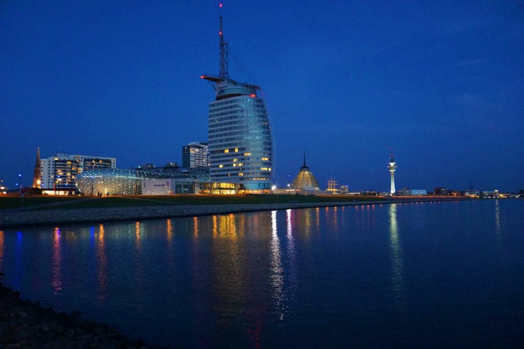 Bremerhaven Abendstimmung