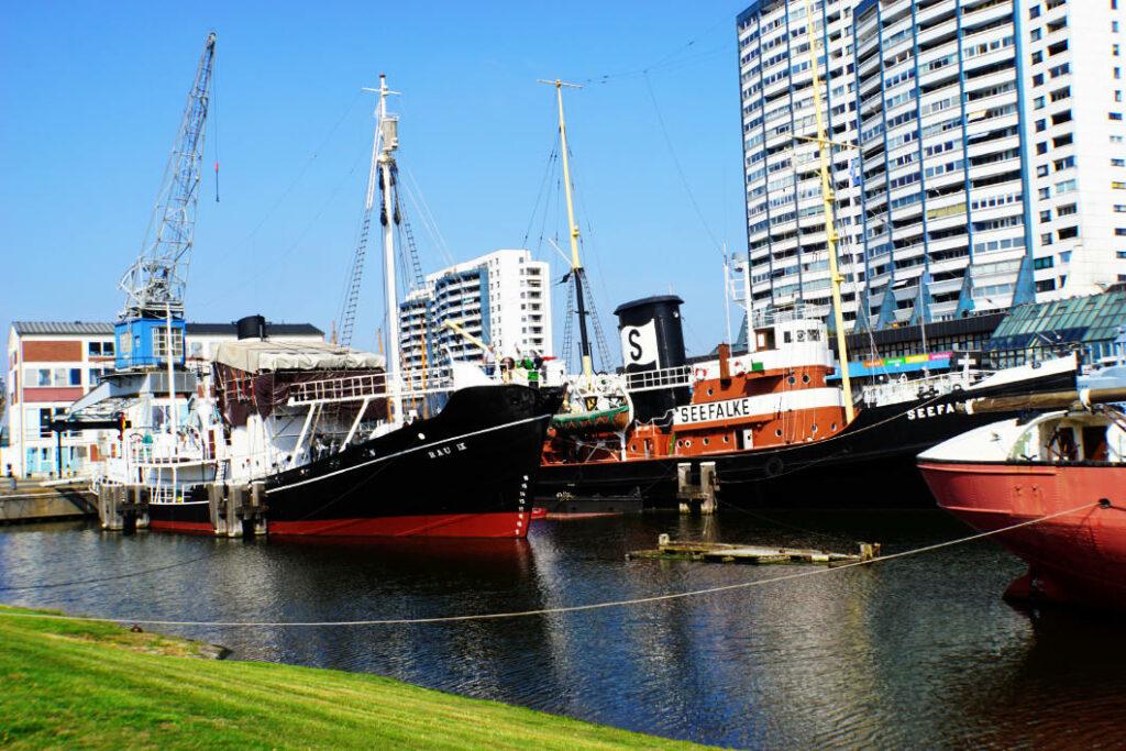 Museumsschiffe Bremerhaven