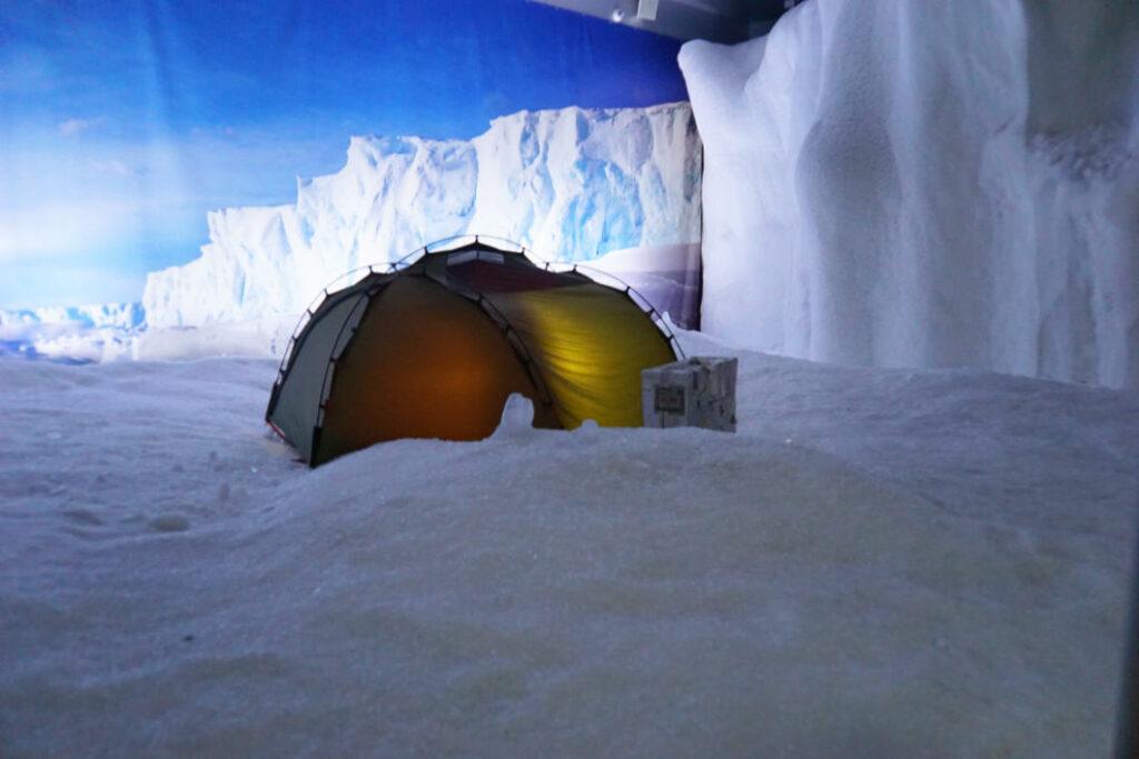 Klimahaus Bremerhaven - Antarktis