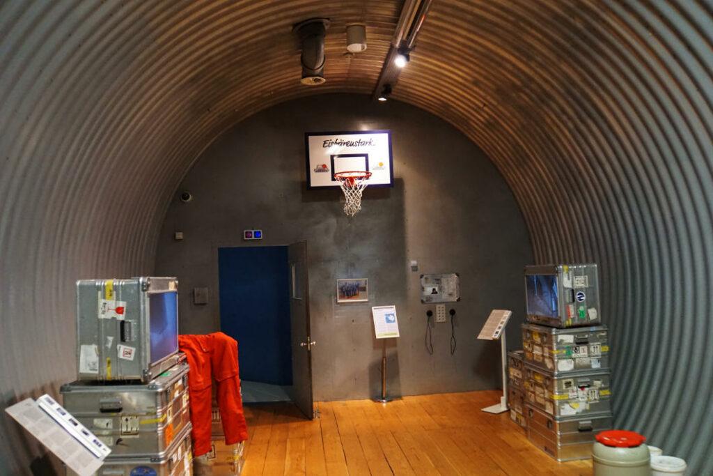 Forschungsstation Antarktis - Klimahaus Bremerhaven