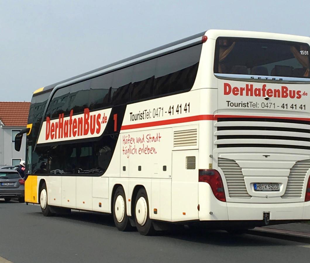 Hafenbus Bremerhaven