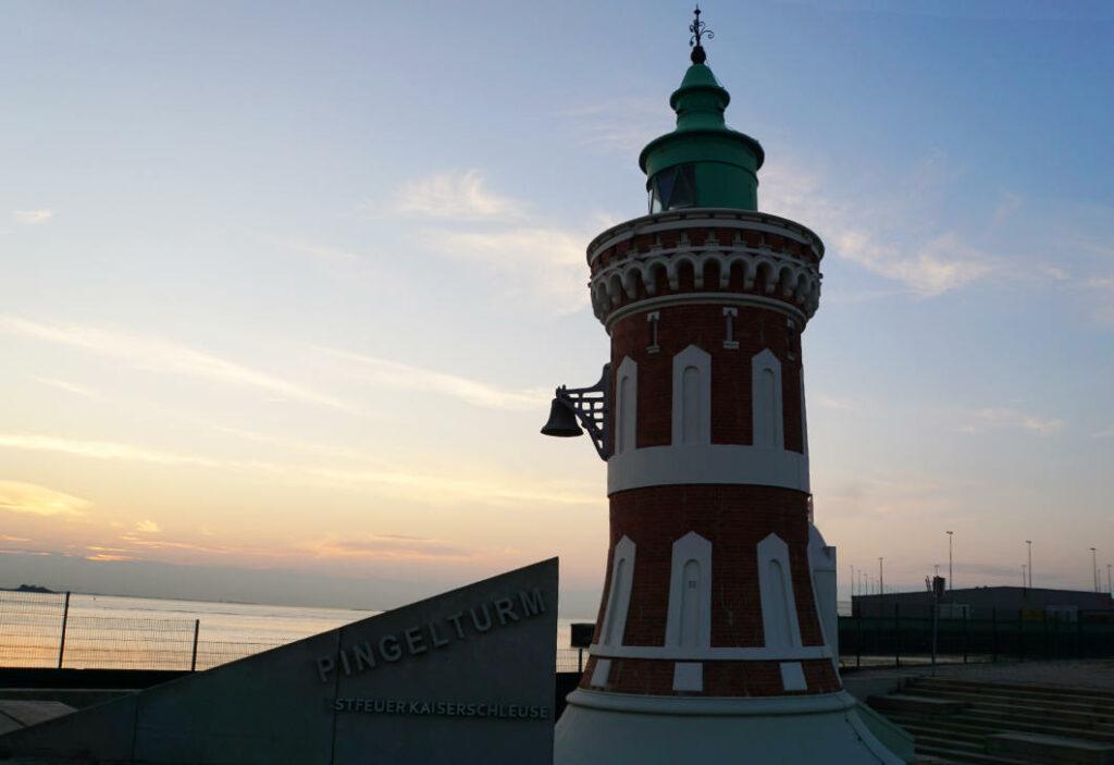 Pingelturm in Bremerhaven