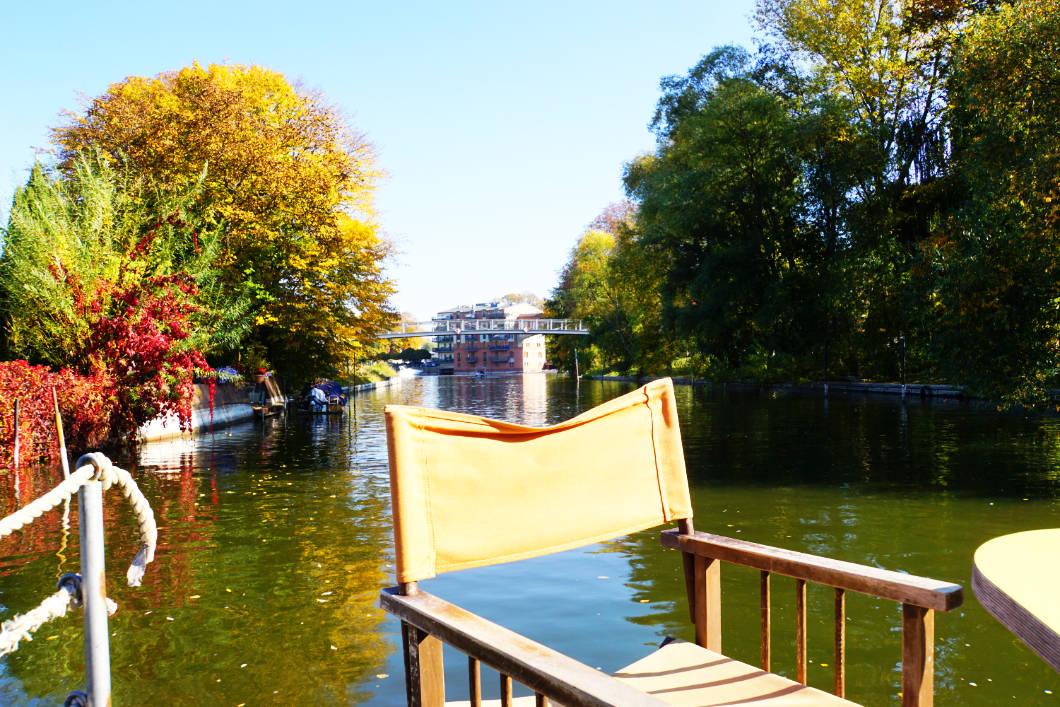 Floß fahren Brandenburg an der Havel