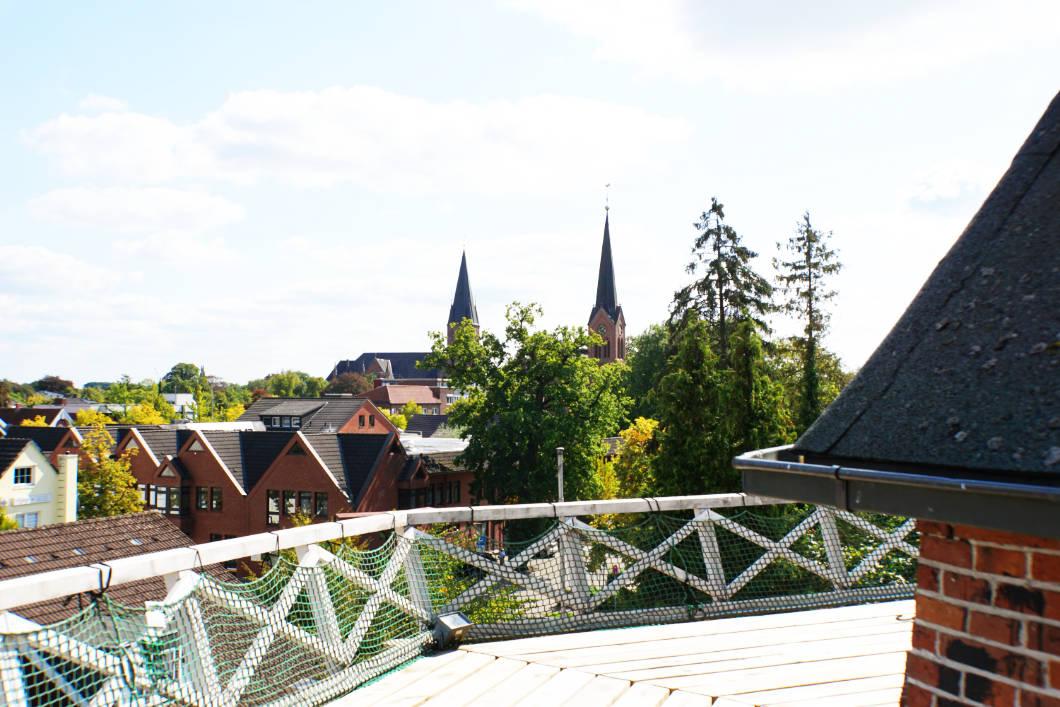 Ausblick von Meyers Mühle