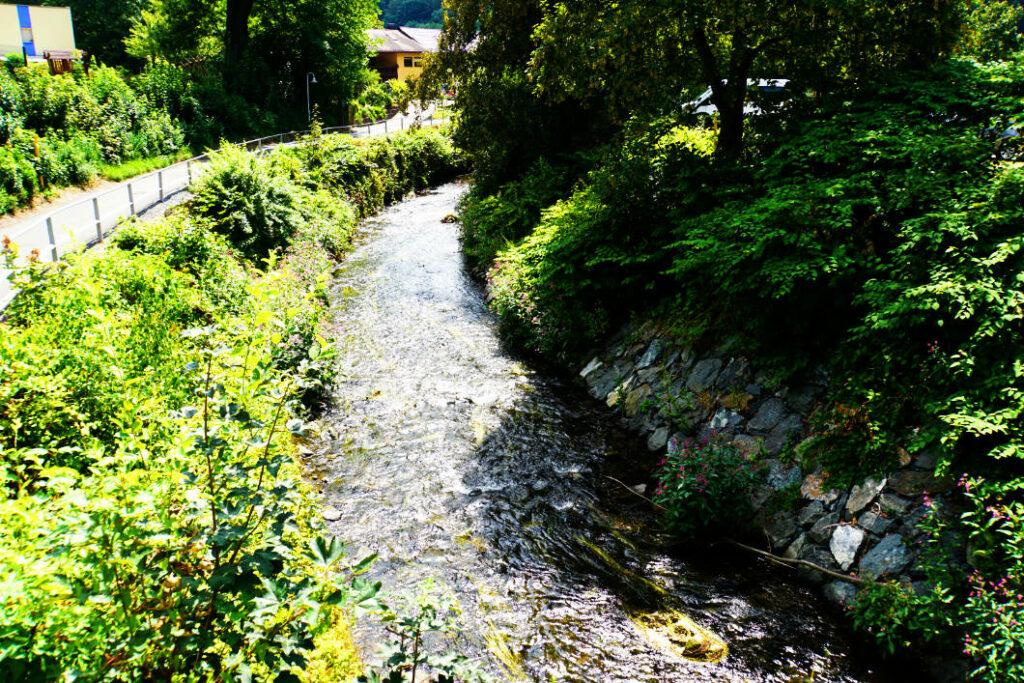 Kirnitzsch bei Bad Schandau