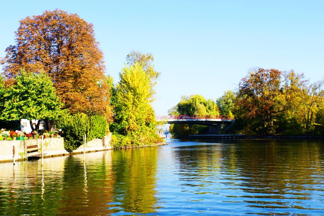 Fahrt zum Beetzsee - Floß fahren Brandenburg an der Havel