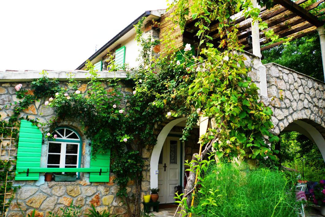 Dodoši - Ferienhaus