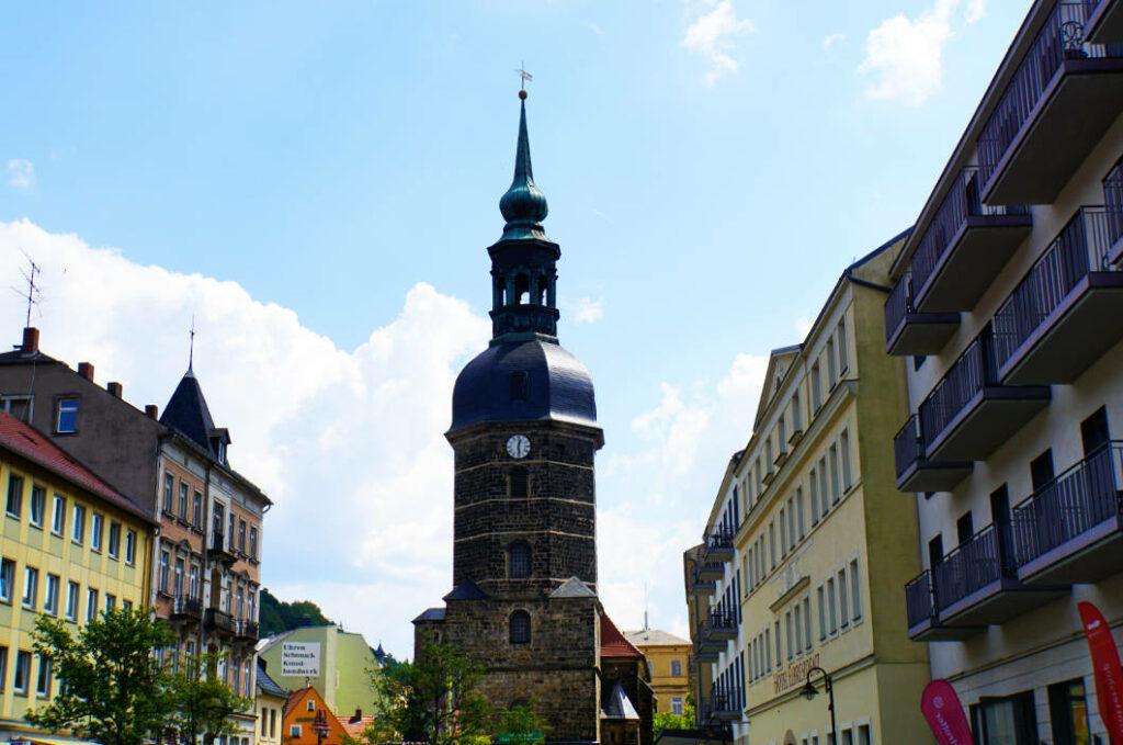 Kirche von Bad Schandau
