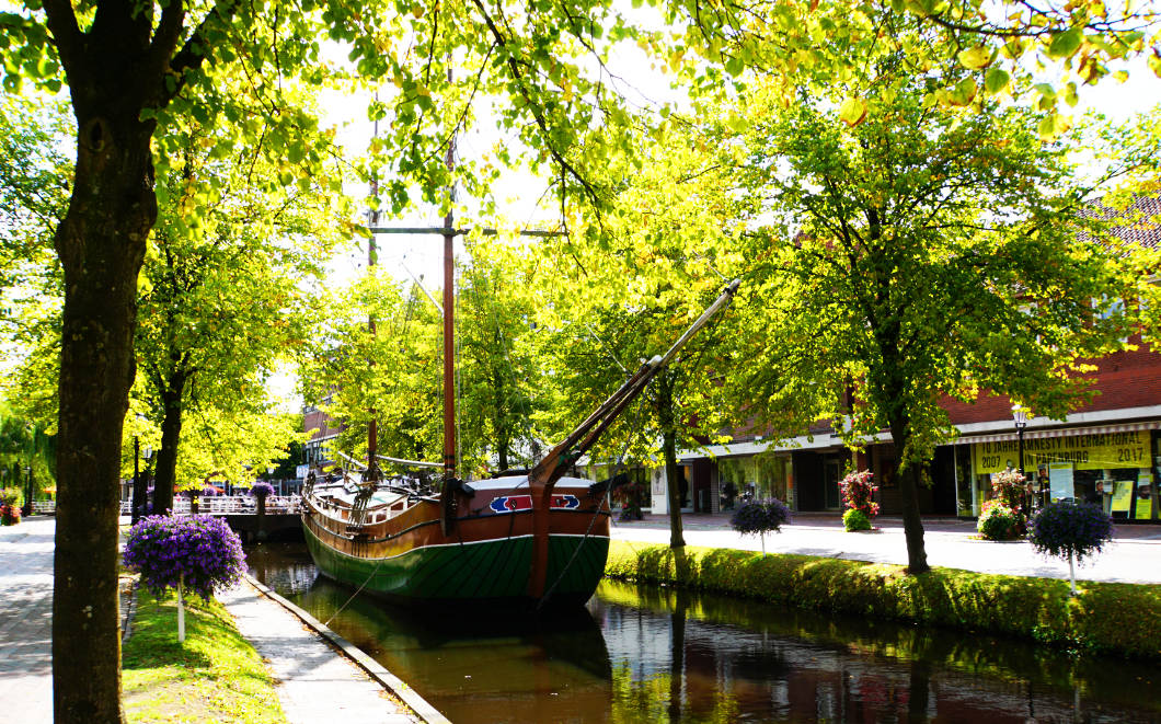 Papenburg - Museumsschiff