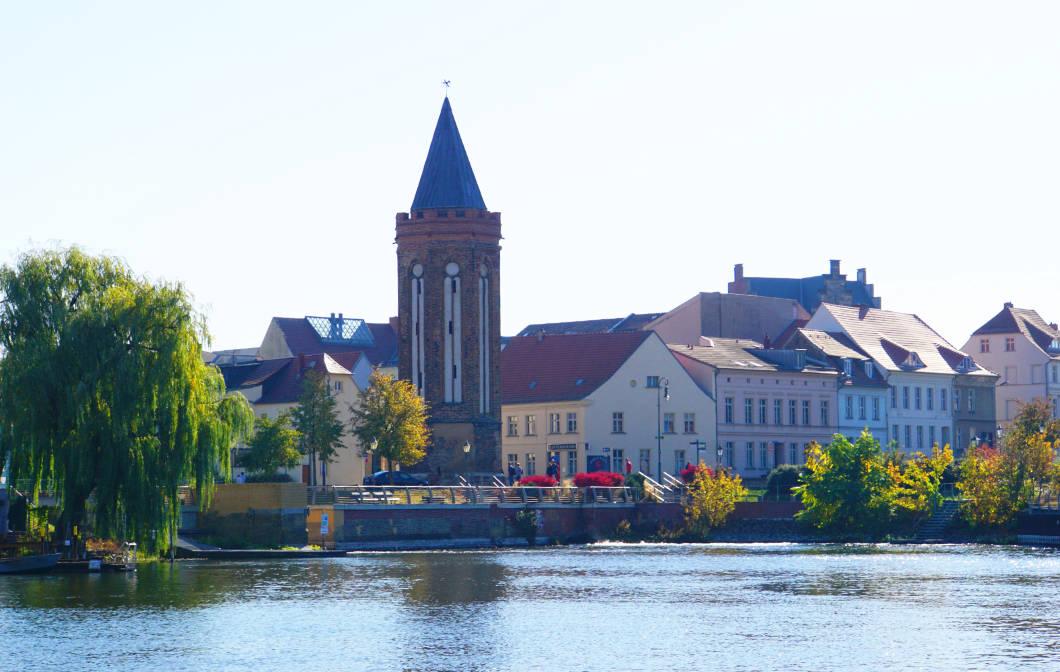 Mühlentorturm Brandenburg Havel