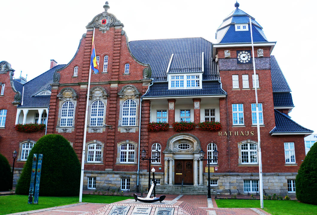 Rathaus von Papenburg