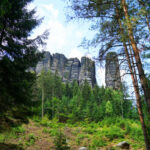 Wandern – unterwegs ab Bad Schandau