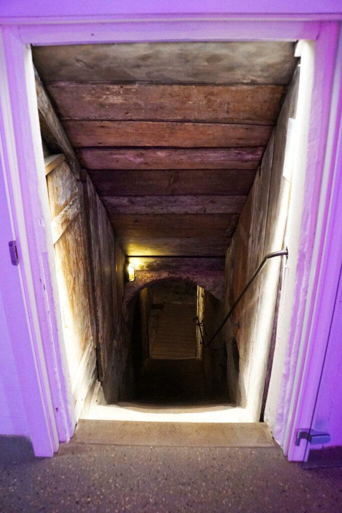 Jüdische Museum Franken - Ritualbad