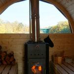 Erholung pur –  im Saunafloß auf der Havel unterwegs