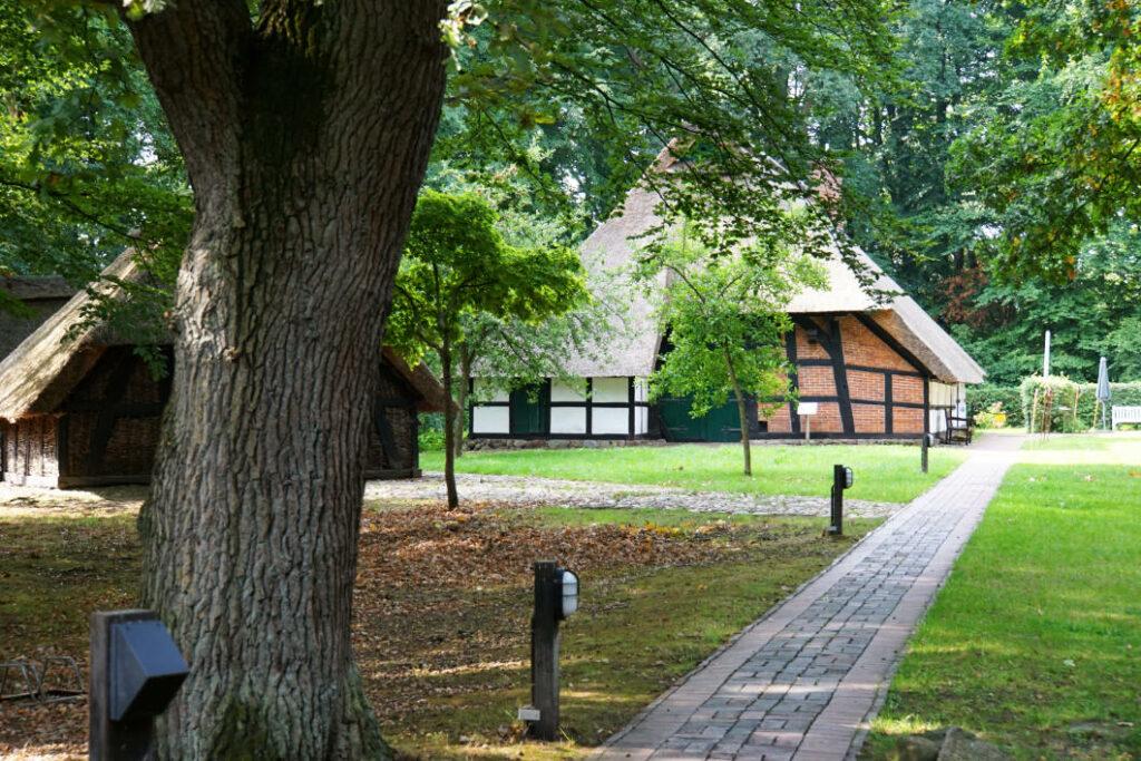 Freilichtmuseum Geesthofanlage