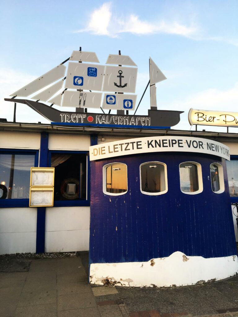 Bremerhaven - Treffpunkt Kaiserhafen