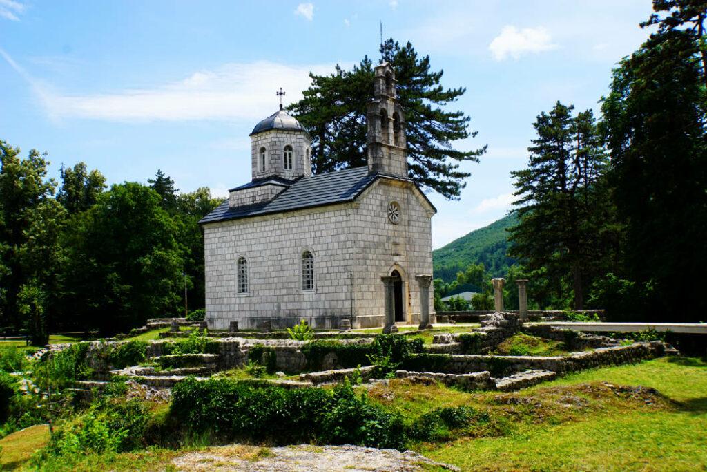 Kirche in Cetinje