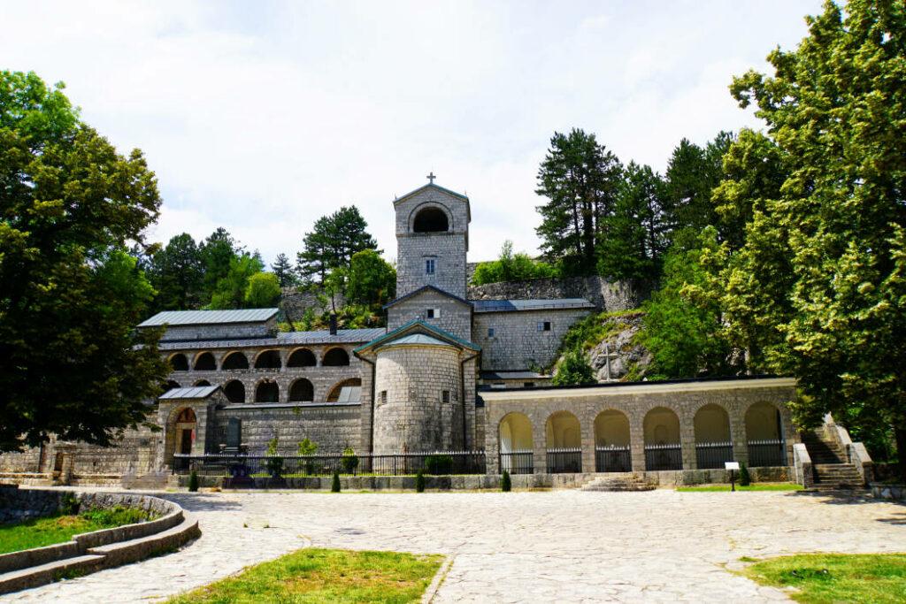 Kloster von Cetinje