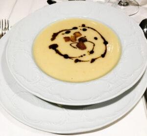 Kulinarium Cottbus Branitz - Suppe